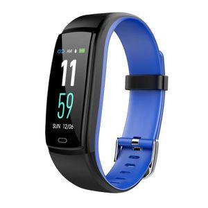 BATT. MONTRE CONNECTÉE Y9 Smart Watch Blut Podomètre avec montre intellig