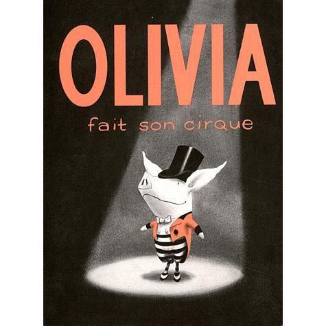 olivia livre jeunesse