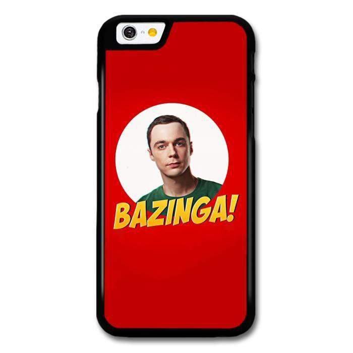 coque iphone 8 big bang theory