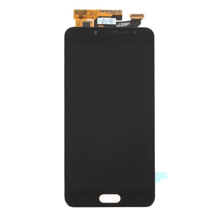 ECRAN DE TÉLÉPHONE Novatech Noir Pour Samsung Galaxy C5 C5000 5.2 Pou