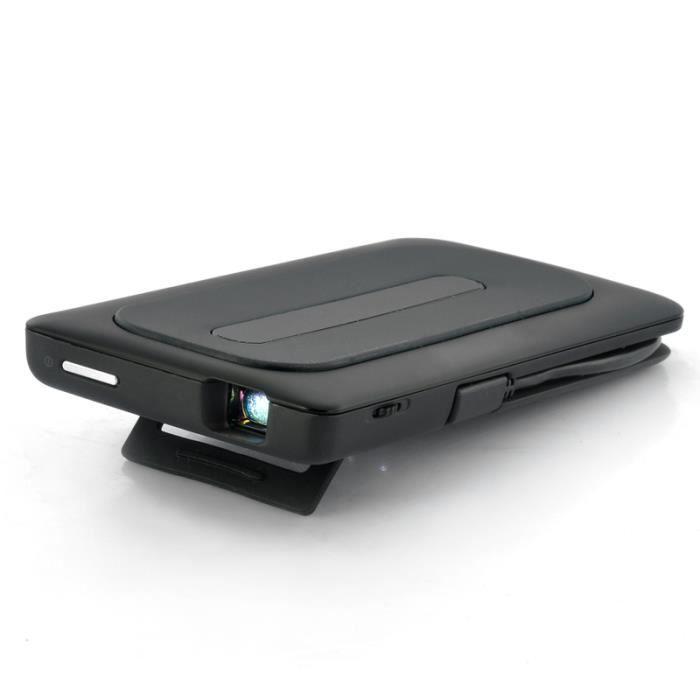 mini projecteur 35 lumens led pour smartphone. Black Bedroom Furniture Sets. Home Design Ideas