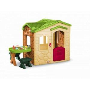 maison pique nique little tikes achat vente maisonnette ext rieure cdiscount. Black Bedroom Furniture Sets. Home Design Ideas