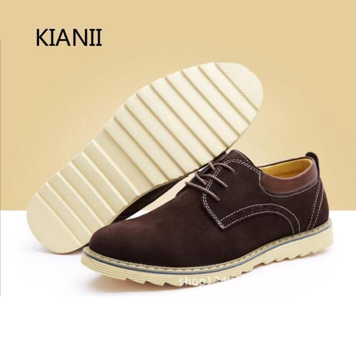 Occasionnels chaussures hommes Détente Chaussur...
