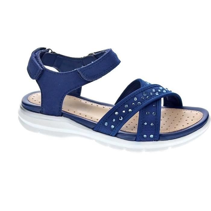 Chaussures Geox FilleSandales modèle Sandal Sukie Girl