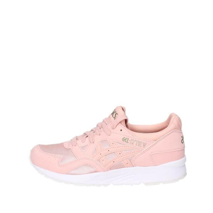 Asics Sneakers Femme Rose, 39½