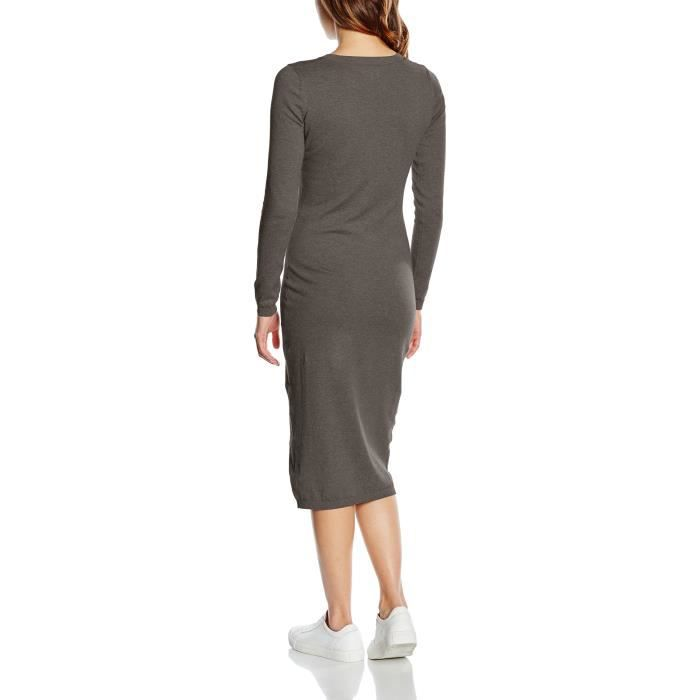 Manches longues Rose femmes robe 2VV38S Taille-32