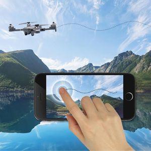 DRONE ATTOP XT-1 PLUS Foldable RC Drone HD Camera WIFI P