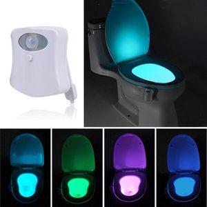 GUIRLANDE LUMINEUSE INT MEMEDA Lampe de Toilette Veilleuse LED pour WC/  S