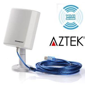 Antenne wifi longue portee prix pas cher cdiscount - Repeteur wifi exterieur longue portee ...