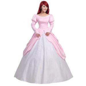 8e2a4ddf6dbe3 DÉGUISEMENT - PANOPLIE La Princesse Jupe De The Little Mermaid Ariel Cost.  La Princesse Jupe De The Little Mermaid Ariel Costume Halloween Déguisement