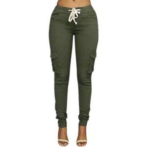JEANS Minetom Femme Pantalons Jeans Taille Haute Slim Le