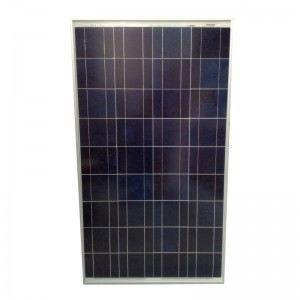 KIT PHOTOVOLTAIQUE Panneau solaire polycristallin 100W 12V