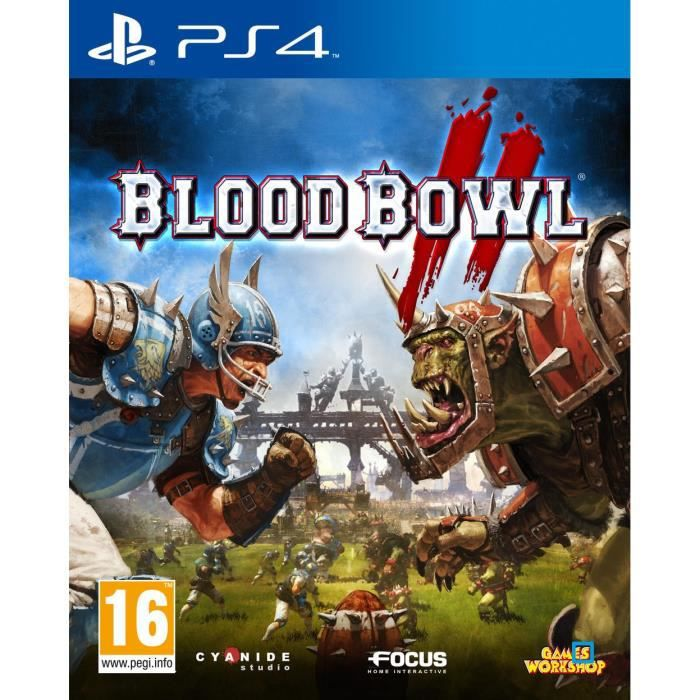 JEU PS4 Blood Bowl 2 Jeu PS4