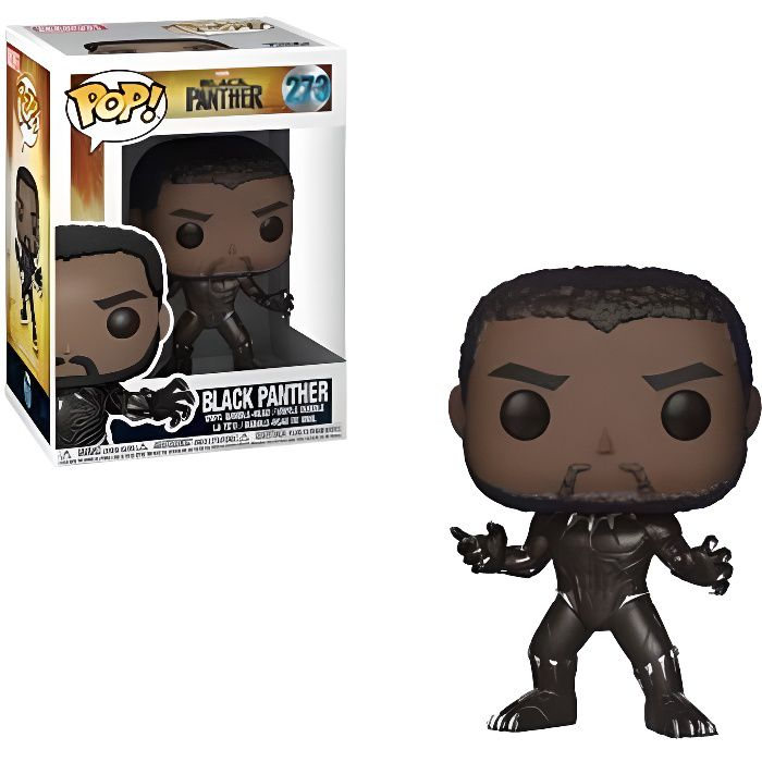 PantherPanther Black The PopMarvel Funko Figurine f6y7gb