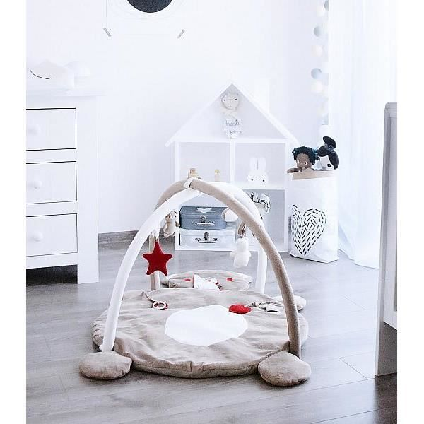 Tapis d éveil Ourson Teddy - Achat   Vente tapis éveil - aire bébé ... 3d05367635b0