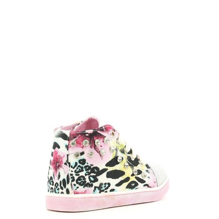 Holalà Sneakers Enfant Rose tEqCbE1v9o