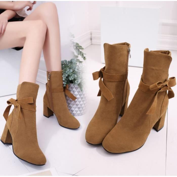 Ballerine Femmes Printemps Été Mode Cuir Chaussures BXFP-XZ057Blanc36 fVkila12