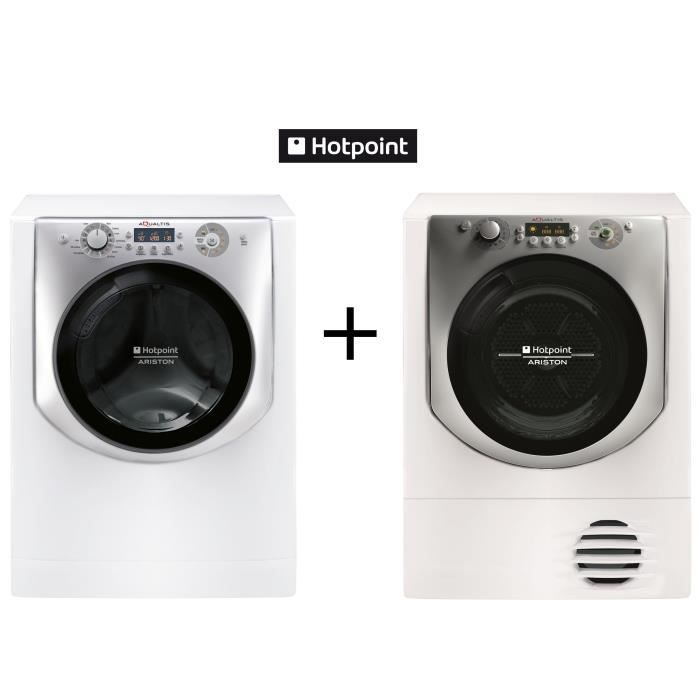 lave linge sechant hotpoint gallery of schelinge frontal hotpoint ftcd hmeu neuf with lave. Black Bedroom Furniture Sets. Home Design Ideas