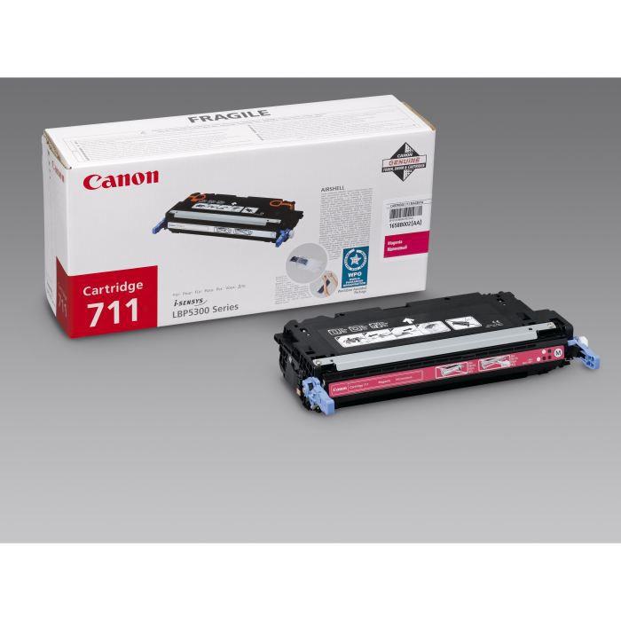 Canon 711 Toner LaserMagenta