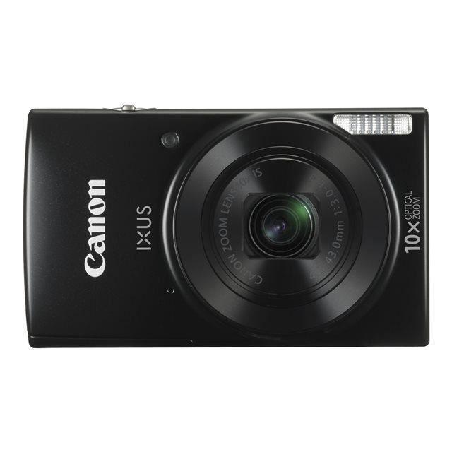 CANON IXUS 181 Appareil photo numérique compact Noir