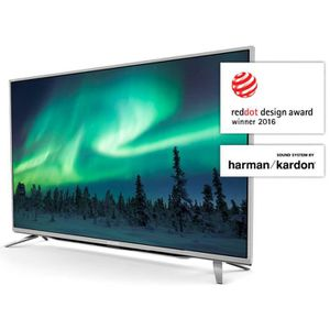 SHARP LC55CUF8472ES TV LED 4K UHD 139 cm (55\