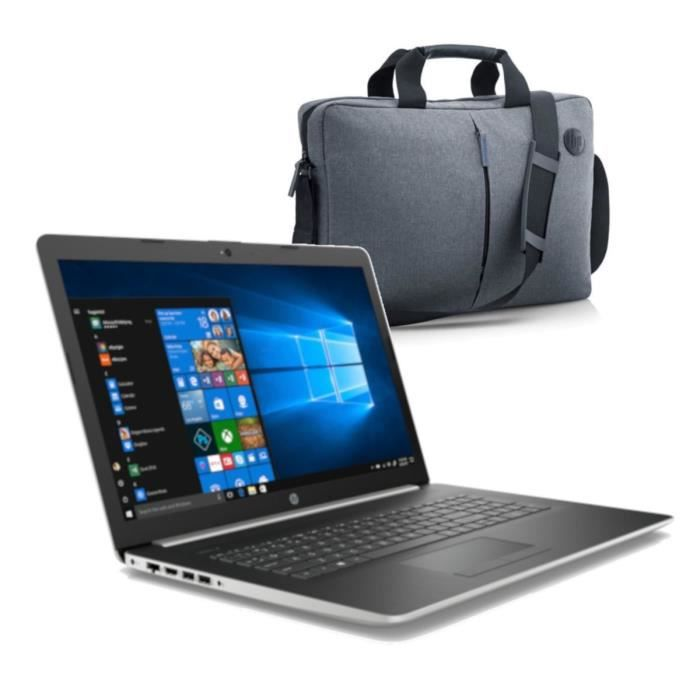 HP PC Portable 17-by0052nf - 17,3\