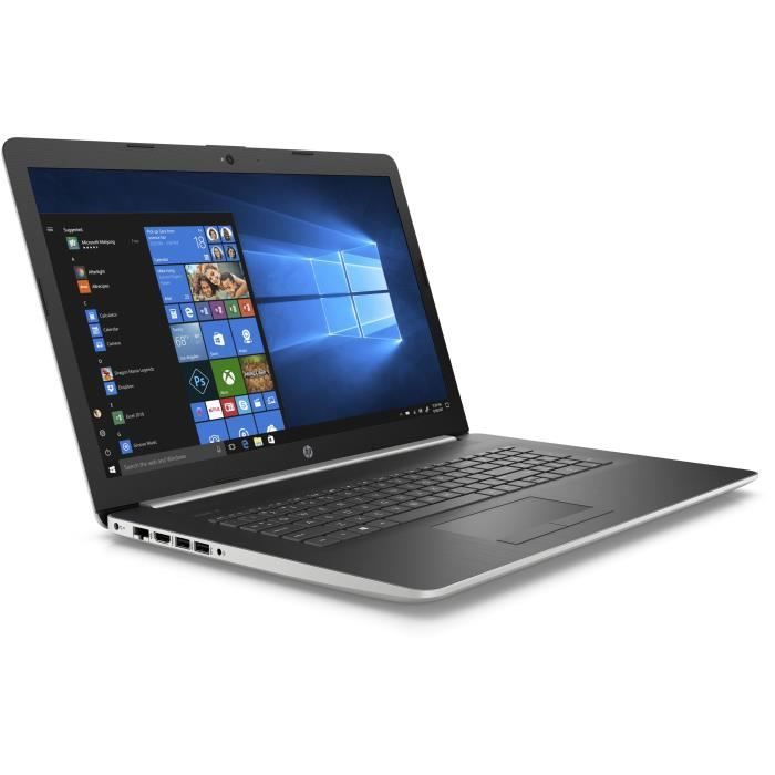 HP PC Portable 17-by0052nf - 17,3