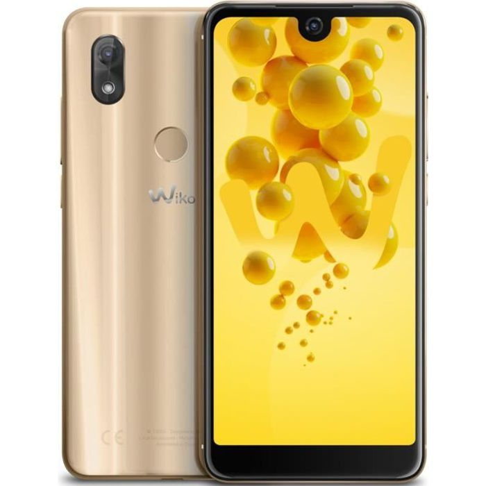 WIKO Smartphone View 2 - Or