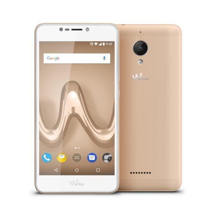 Wiko Tommy 2 Plus Gold