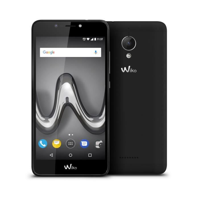Wiko Tommy 2 Plus Black
