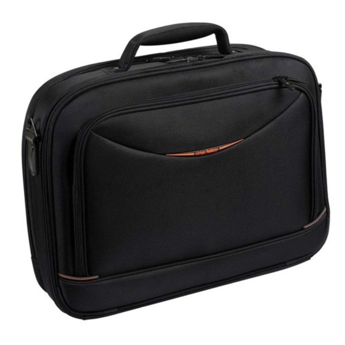 URBAN FACTORY Sacoche pour ordinateur portable - City Classic - 15.6\