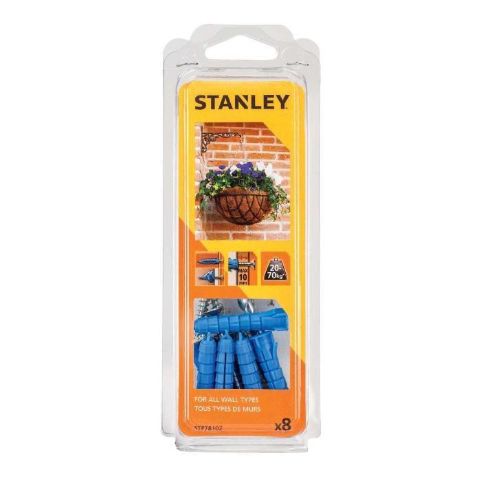 STANLEY Kit multi-matériaux prêt à installer pour panier suspendu STF78102-XJ