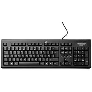 CLAVIER D'ORDINATEUR HP Classic Wired Keyboard