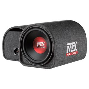 HAUT PARLEUR VOITURE MTX Caisson tube de grave bass-reflex RTT12AV - 30