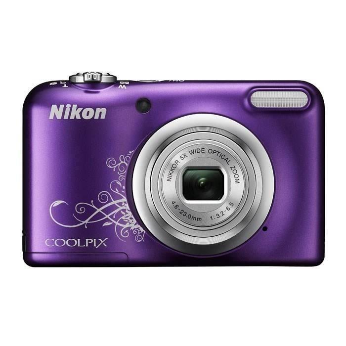 APPAREIL PHOTO COMPACT NIKON COOLPIX A10 Violet Appareil photo compact