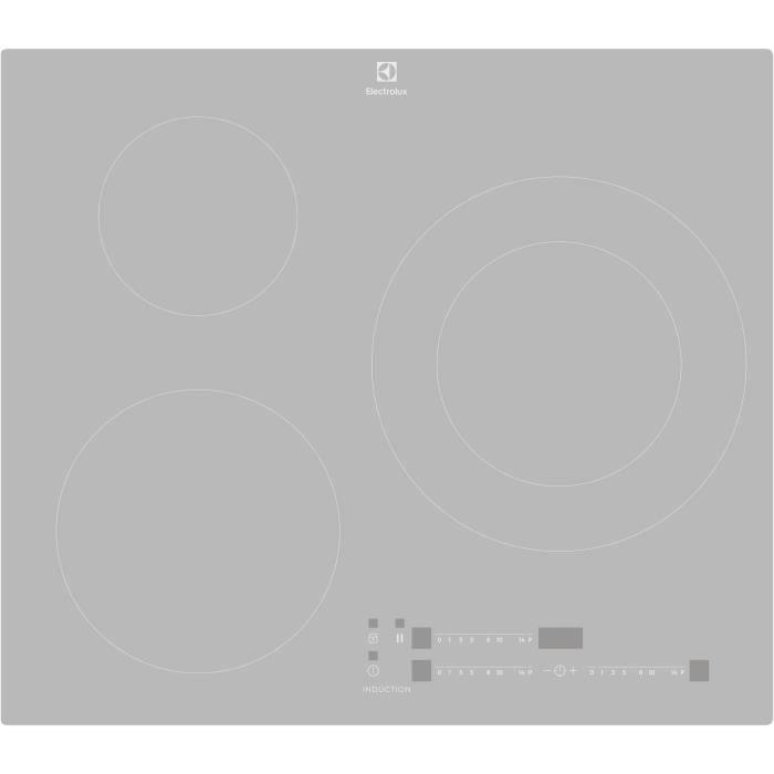 Electrolux Lit60342cs Table De Cuisson Induction 3 Zones
