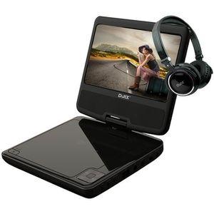 LECTEUR DVD PORTABLE D-JIX_PVS905-73CAN Lecteur DVD portable 9
