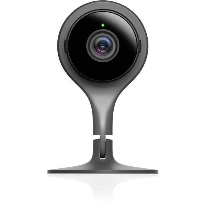 NEST Cam Caméra De Surveillance Intérieur