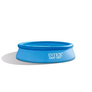 PISCINE INTEX Kit Piscine autoportante L3,05 x H0,76m