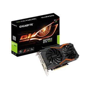 CARTE GRAPHIQUE INTERNE Gigabyte Carte graphique GeForce® GTX 1050 G1 Gami