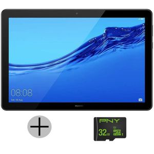TABLETTE TACTILE Pack HUAWEI Tablette tactile T5 + PNY Carte Micro