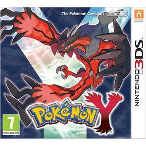 JEU 3DS POKÉMON Y / 2DS-3DS