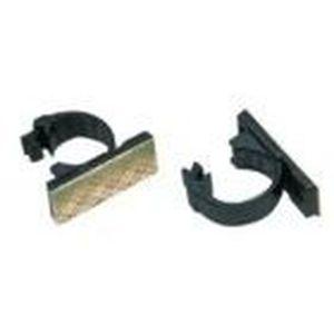 OUTILS - FIXATION Cdiscount Serre-câble adhésif noir jusqu'à 18 mm