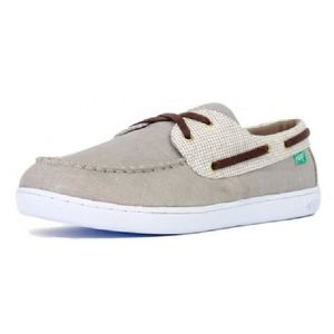 CHAUSSURES BATEAU KEEP Chaussures Bateaux Benten Organic Hound Flax