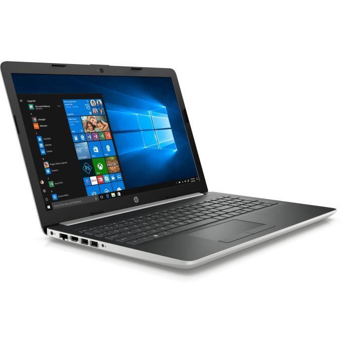 """ORDINATEUR PORTABLE HP PC Portable 15-da0042nf - 15,6"""" HD - Core i3-70"""