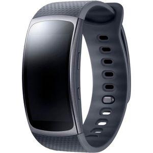 MONTRE CONNECTÉE Samsung Gear Fit 2 - Bracelet connecté Mixte - Car