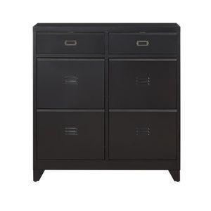 meubles industriel achat vente meubles industriel pas cher cdiscount. Black Bedroom Furniture Sets. Home Design Ideas