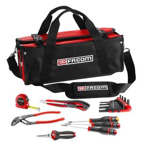 PACK OUTIL A MAIN FACOM Composition Sac Mini Probag + 16 outils