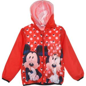 Imperméable - Trench MINNIE Coupe-vent Rouge Fille