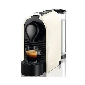MACHINE À CAFÉ KRUPS NESPRESSO U Machine à café YY1301FD - Crème